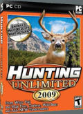 Hunting Unlimited 2009 Windows Front Cover