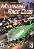 Midnight Race Club: Supercharged! Windows Front Cover