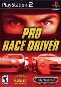 Pro Race Driver PlayStation 2 Front Cover