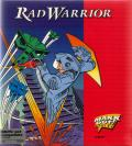 Rad Warrior DOS Front Cover