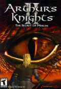 Arthur's Knights II: The Secret of Merlin Windows Front Cover