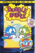 Bubble Bobble ZX Spectrum Front Cover