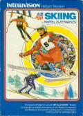 US Ski Team Skiing Intellivision Front Cover