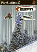 ESPN Winter X Games Snowboarding PlayStation 2 Front Cover