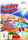 Cruise Ship Vacation Games Wii Front Cover