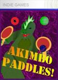 Akimbo Paddles! Xbox 360 Front Cover