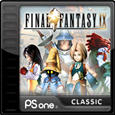 Final Fantasy IX PlayStation 3 Front Cover