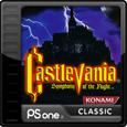 Castlevania: Symphony of the Night PlayStation 3 Front Cover