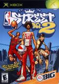 NBA Street Vol. 2 Xbox Front Cover