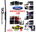 Ford Racing 3 Nintendo DS Front Cover