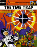 The Interactive Adventures of Blake and Mortimer: The Time Trap Macintosh Front Cover