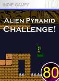 Alien Pyramid Challenge! Xbox 360 Front Cover