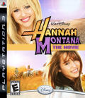 Hannah Montana: The Movie PlayStation 3 Front Cover