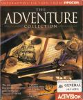 The Adventure Collection DOS Front Cover