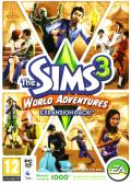 The Sims 3: World Adventures Macintosh Front Cover