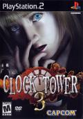 Clock Tower 3 PlayStation 2 Front Cover