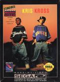 Make My Video: Kris Kross SEGA CD Front Cover