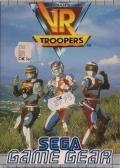 Saban's VR Troopers Game Gear Front Cover