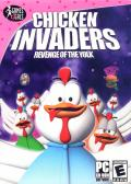 Chicken Invaders: Revenge of the Yolk Windows Front Cover