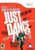 Just Dance Wii Front Cover