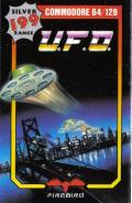 U.F.O. Commodore 64 Front Cover