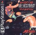 ECW Hardcore Revolution PlayStation Front Cover