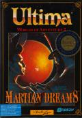 Ultima: Worlds of Adventure 2 - Martian Dreams DOS Front Cover