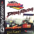 IHRA Motorsports Drag Racing PlayStation Front Cover