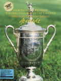 Jack Nicklaus presents the Great Courses of The U.S. Open DOS Front Cover