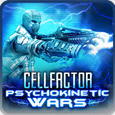 CellFactor: Psychokinetic Wars PlayStation 3 Front Cover