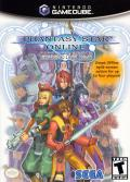 Phantasy Star Online Episode I & II GameCube Front Cover