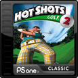 Hot Shots Golf 2 PlayStation 3 Front Cover