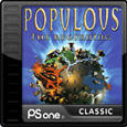 Populous: The Beginning PlayStation 3 Front Cover