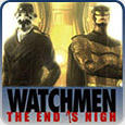 Watchmen: The End Is Nigh PlayStation 3 Front Cover