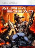 Alpha Squad Xbox 360 Front Cover
