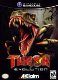 Turok: Evolution GameCube Front Cover