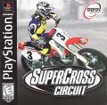 Supercross Circuit PlayStation Front Cover