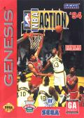 NBA Action '94 Genesis Front Cover