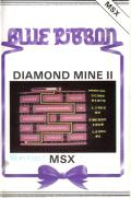 Diamond Mine II MSX Front Cover