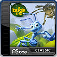 Disney•Pixar A Bug's Life PlayStation 3 Front Cover