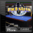 Backstreet Billiards PlayStation 3 Front Cover