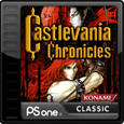 Castlevania Chronicles PlayStation 3 Front Cover