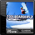 Cool Boarders 2 PlayStation 3 Front Cover