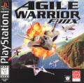 Agile Warrior: F-111X PlayStation Front Cover