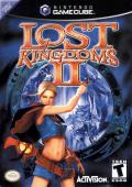 Lost Kingdoms II GameCube Front Cover