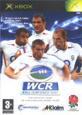 WCR: World Championship Rugby Xbox Front Cover