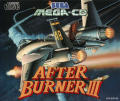 After Burner III SEGA CD Front Cover