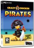 Crazy Chicken: Pirates Windows Front Cover