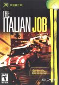 The Italian Job Xbox Front Cover