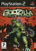 Godzilla: Unleashed PlayStation 2 Front Cover